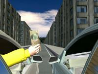 ANIMAȚIE GRAFICĂ. Misterul celor 45.000 dolari aruncați de un șofer într-o mașină, după care a fugit. Ce au aflat polițișt