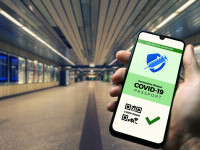 Site-ul de pe care se descarcă certificatul digital european privind Covid-19. Demonstrație pas cu pas