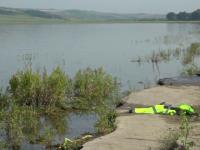 Tragedie la pescuit în județul Vaslui. Un bărbat de 39 de ani a murit înecat în apele unui baraj