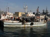 Pescador turcesc prins la braconaj, oprit cu focuri de mitraliera!