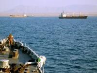 Piratii somalezi care au capturat o nava si-au prezentat cererile!