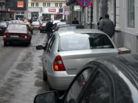 Amenzi in Bucuresti, pentru cei care blocheaza locurile de parcare publice