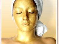 Dupa modelul Cleopatrei: masca cu aur de 24 de carate inlatura ridurile!