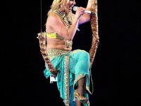Britney Spears si o silueta departe de a fi trasa prin inel!