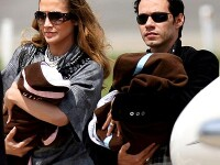 Jennifer Lopez: Marc Anthony schimba scutecele gemenilor!