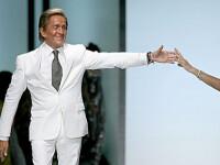 Celebrul designer Valentino, protagonistul unui documentar de exceptie