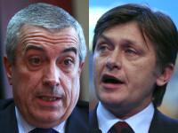 Crin, suparat ca Basescu l-a sunat pe Tariceanu si nu pe el!
