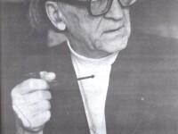 Mircea Eliade in viziunea sculptorului Vasile Gorduz