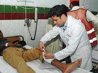 Pakistan: 20 de morti in urma atacului asupra unei scoli de politie