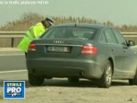 Legea nescrisa a soferului roman: Am gresit in trafic, sar cu SPAGA!