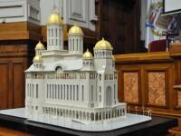 Fiecare biserica are chitantier pentru donatiile la Catedrala Neamului