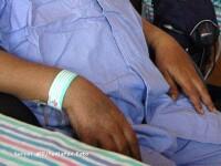 Culmea violentei! Medici de pe ambulanta batuti de un pacient nervos