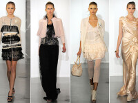 Saptamana modei de la Paris: Nina Ricci a optat pentru exuberanta