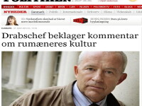 Politia daneza cere scuze romanilor ca i-a facut criminali! Le acceptati?