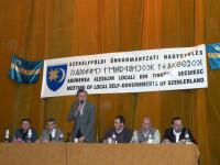 Maghiarii au somat Parlamentul sa acorde autonomie Tinutului Secuiesc