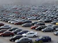 In vremuri de criza, afacerile cu masini noi o iau la vale