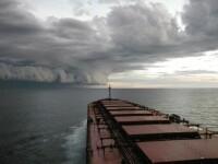 Uragan puternic in Caraibe. Un avion mic a fost rasturnat