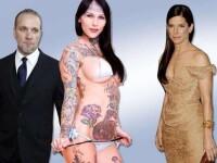 Una dintre amantele lui Jesse James a vrut sa o omoare pe Sandra Bullock!