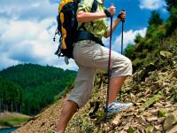 Ca sa scape de canicula, turistii fug la munte
