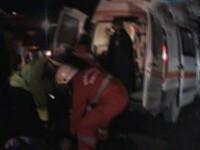 Accident cumplit langa Slobozia! Doi morti si opt raniti