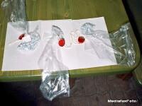 Patru studenti, retinuti pentru trafic de droguri