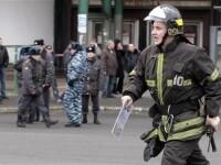 Centura de explozibil intacta gasita intr-o statie de metrou din Rusia!