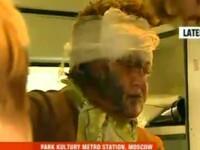 Teroare la Moscova! Atentate la metrou: 39 de morti!