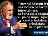 Tiriac: Politicienii romani, inchisi intr-o camera, sa iasa cu o solutie