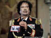 Unul dintre fiii lui Ghaddafi, ucis intr-un bombardament NATO