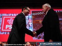Ponta: Prefer ca Oprescu sa fie independent, nu exclud sa fie candidat USL