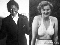 Eva Braun, travesti. Sotia lui Hitler asa cum n-ai mai vazut-o vreodata