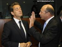 Basescu, despre relatia cu Sarkozy: E normala. Avem abordari diferite, inclusiv pe Schengen