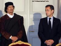 Sarkozy, facut praf de presa, dupa cearta cu Basescu pe tema Libiei