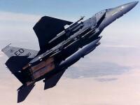 Avionul F-15 Eagle, prabusit in Libia - Top Gun al Armatei SUA