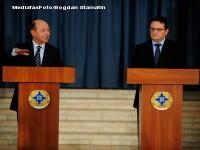 Traian Basescu: Romania ar putea fi beneficiara repozitionarii fortelor NATO, ceea ce va atrage spionajul