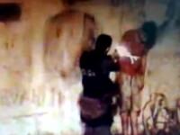 Imagini socante. Politistii brazilieni filmati in timp ce impuscau un copil