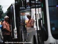 Targu Mures: Batran zdrobit sub rotile autobuzului