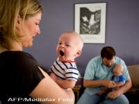 Tot mai multi parinti pun nume ridicole copiilor lor - studiu