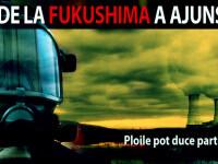Norul radioactiv de la Fukushima a ajuns in Romania