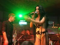 Mandinga a facut show la Timisoara. Vezi GALERIE FOTO de la un party electrizant