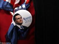 Alegeri in SUA. Mitt Romney a mai castigat un scrutin preliminar, in statul Washington