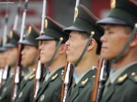 China are, oficial, cel mai mare buget destinat ARMATEI, dupa SUA.
