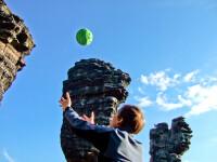 iLikeIT: Camera Ball - mingea care face fotografii 360° doar daca o arunci in sus