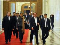 PDL sustine Parlamentul unicameral, cu 300 de parlamentari, dar are nevoie de sprijinul USL