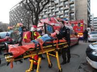 Una din persoanele ranite in atacul din coafor a fost operata. Starea celorlalti 5 raniti e stabila