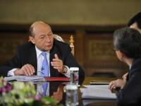 Basescu a avertizat PDL ca va merge in opozitie daca la parlamentare nu ia 50% plus 1 din scorul USL