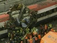 Opt ani de la atentatele Al Qaida de la Madrid. 16 cetateni romani au murit in urma exploziilor