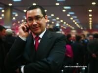 Ponta: Ungureanu mi-a spus la telefon ca vrea s-o schimbe pe Roberta Anastase, dar ca nu poate