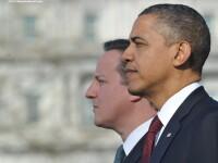 David Cameron discuta cu Barack Obama despre Iran:
