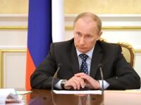Vladimir Putin, contestat in strada de 20.000 de oameni, cu o zi inainte de investire